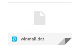 winmail.dat Attachments
